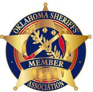 OK Sheriffs' Association Member Badge