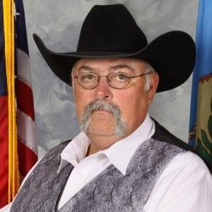 Reuben Parker Sheriff