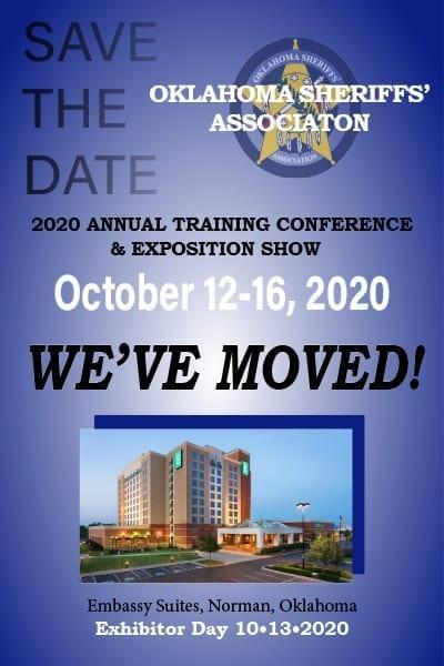 Oklahome Sheriffs Association 2020 Conference