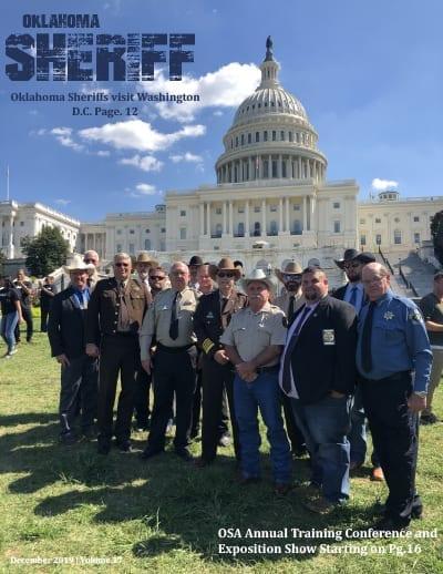 2019 Oklahoma Sheriffs' Association Magazine
