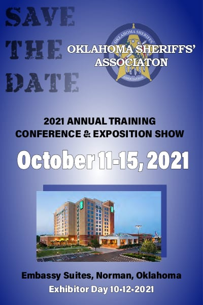 Oklahoma Sheriffs Association 2021 Conference